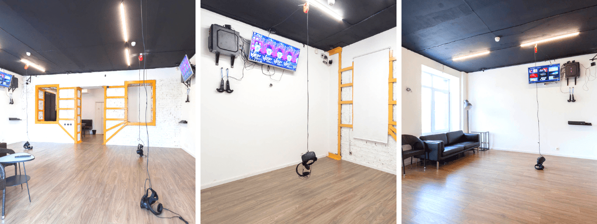 Аренда зала с VR-играми на детский день рождения