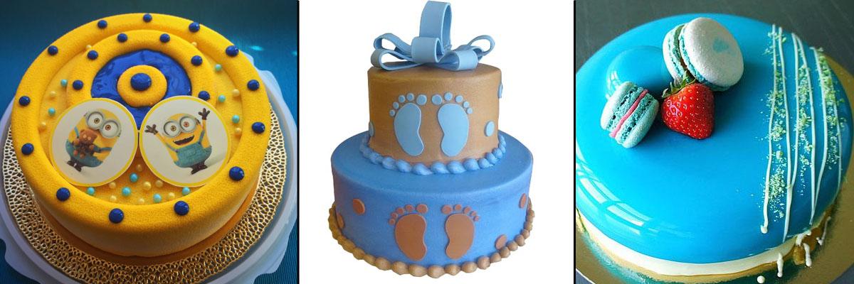 Покрытие торта