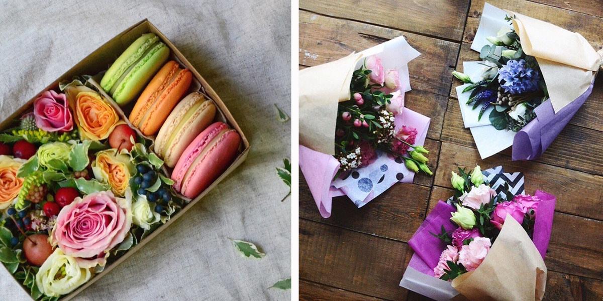 Цветочный мастер-класс для детей