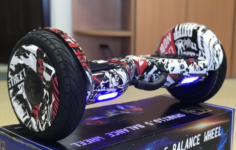 Гироскутер Smart Balance GT Exclusive Aqua
